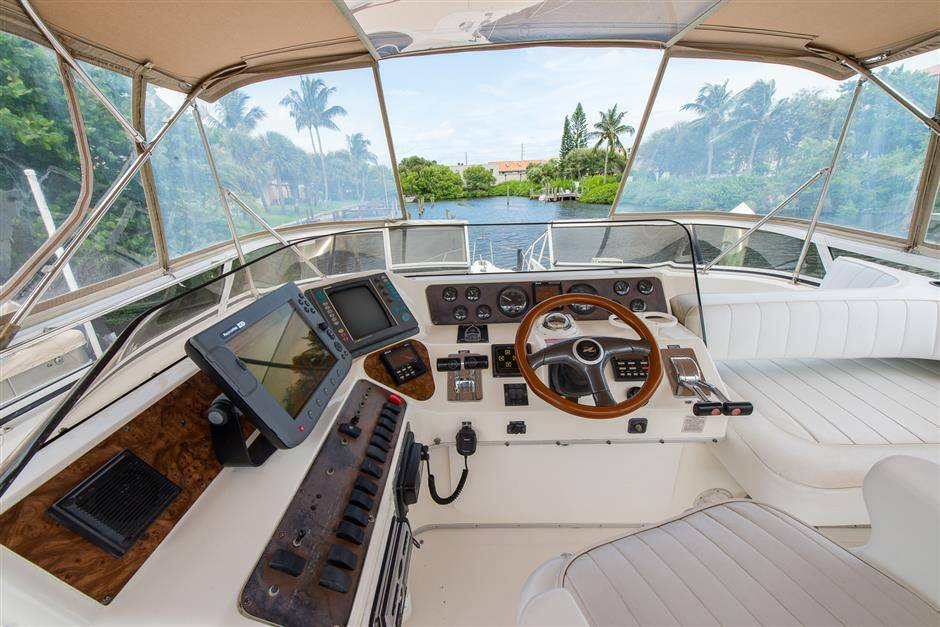 Yacht rentals in Miami