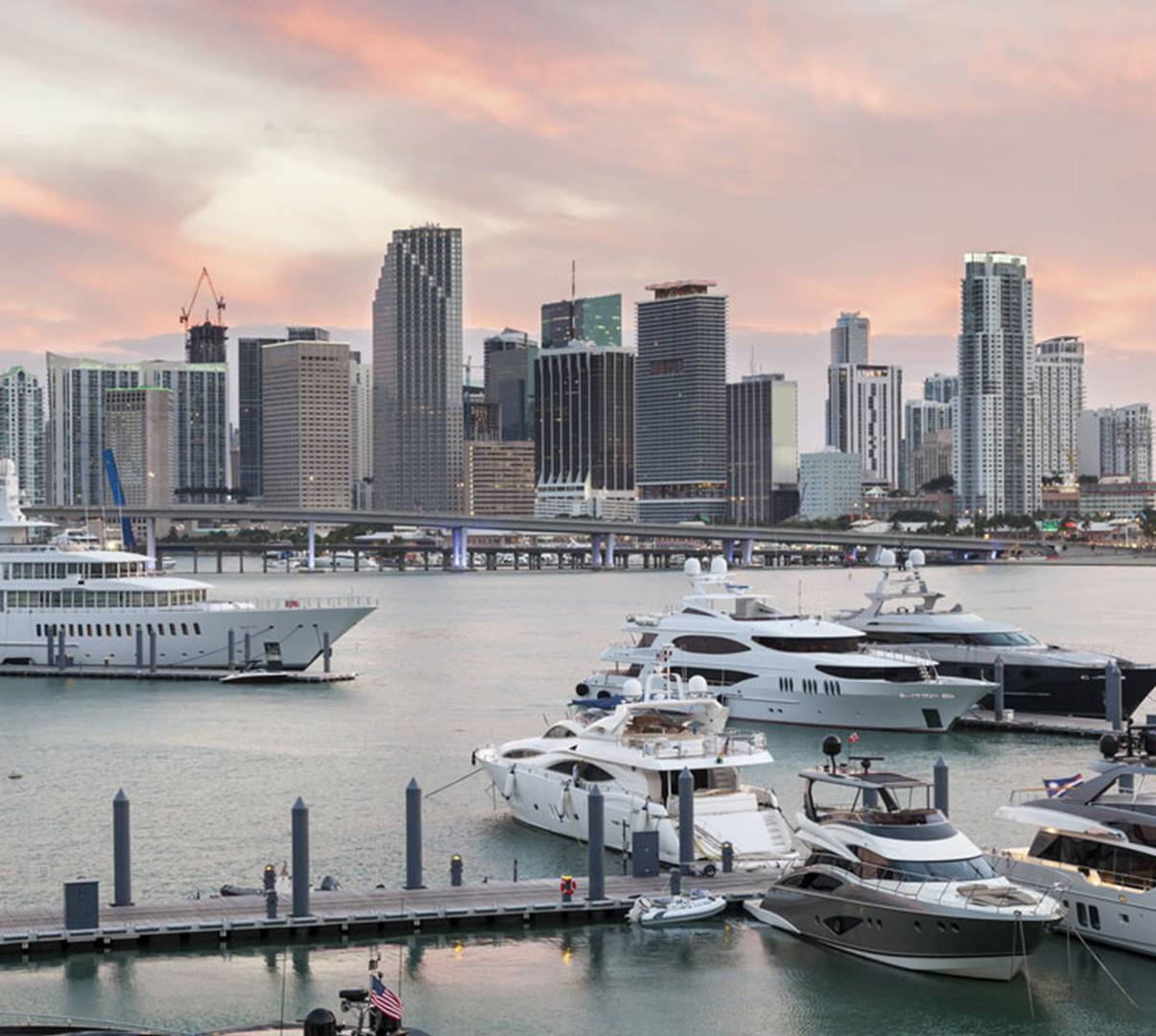 Yacht Charters Downtown Miami